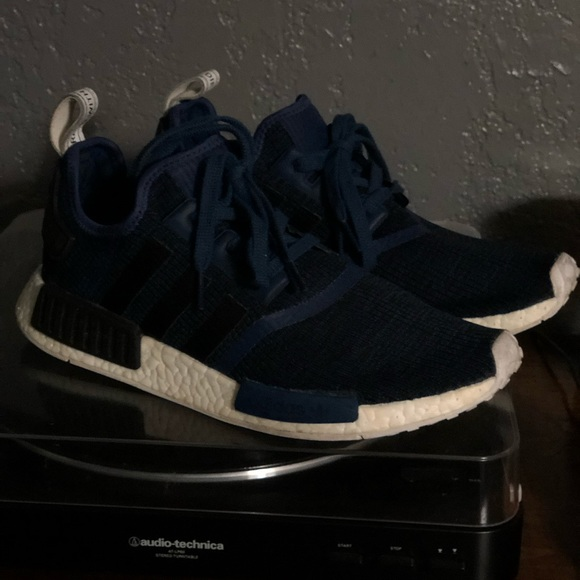 2967641fc00ce adidas Other - Men Adidas nmd r1 mystery blue